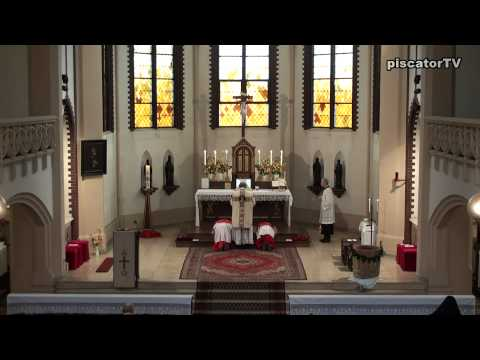Cantate Sunday: The fourth Sunday after Easter at the Institute St. Philipp Neri in Berlin, Graunstraße 31,13355 Berlin, nearby the underground station Gesun...