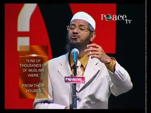 Gujarat Massacre By Dr Zakir Naik   Youtube video
