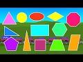 Геометрия для детей Учим плоские геометрические фигуры с паровозиком Чух Чухом часть 1 mp3