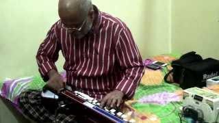 Bulbul - Kannada Song Maduveya ee bandha (Seetha) on Bulbul Tarang/Banjo by Vinay Kantak