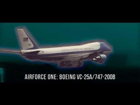 Obama Visit | Air Force One | Cadillac One | Motorcade | Warsaw 2014