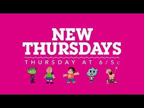 CN - Week of October 2nd (Long Promo)