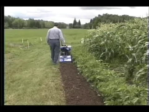 BCS - The Best Tiller on Earth