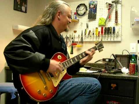 Jon Schaffer Visit to RS Guitarworks - Part 2