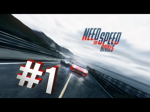 Need for Speed Rivals Прохождение — ЧАСТЬ #1