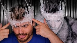 DIY Ice Crown How To
