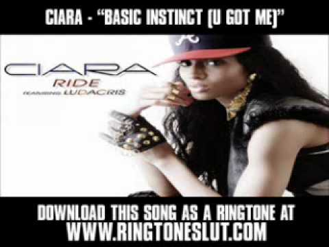 CIARA - BASIC INSTINCT (U GOT ME) [ New Video + Lyrics + Download ]
