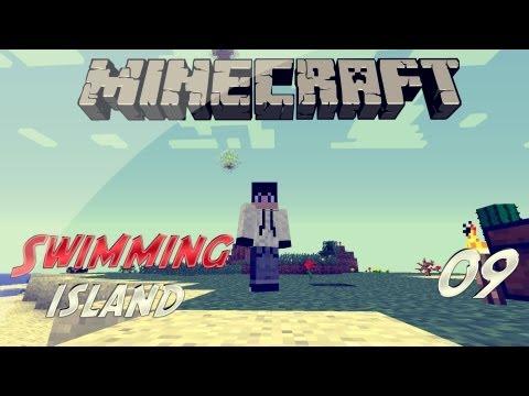 Minecraft Swimming Island Survival - Gość specjalny Madzik89 Ep.9
