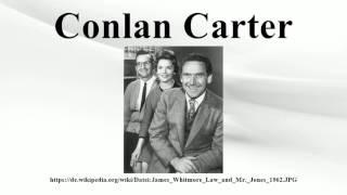 Conlan Carter