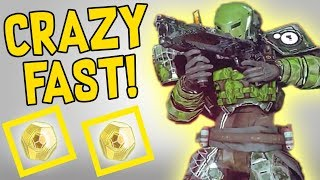 The Absolute Best Way To Get Exotics And Level Up In Destiny 2!