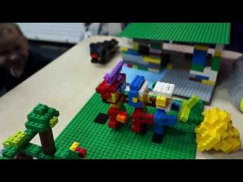 Лего конструирование, занятия