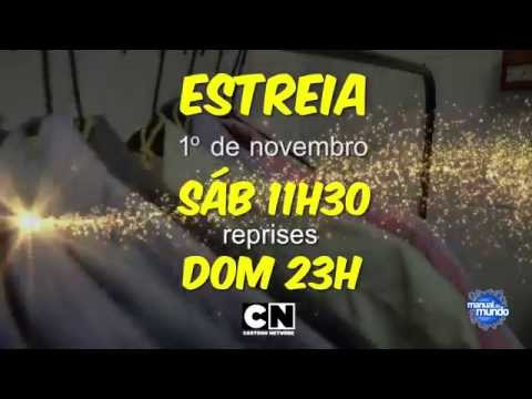 Bastidores do programa Experimentos Extraordinários - Manual do Mundo na TV