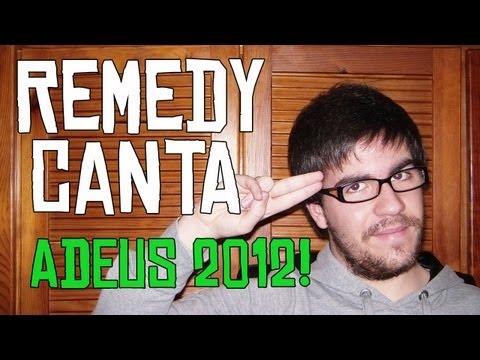 Remedy Canta: Adeus 2012 (melhores Momentos) video