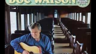 Watch Doc Watson Riding That Midnight Train video