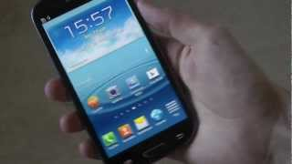 Samsung Galaxy S3 vs. Apple iPhone 4S - Drop Test