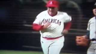 Baseball Returns To Washington DC 1982 Luke Appling Home Run At 75 Years Old!