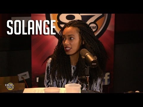Solange Talks Motherhood, Pulling beyonce Is My Sister Cards + New Album! video