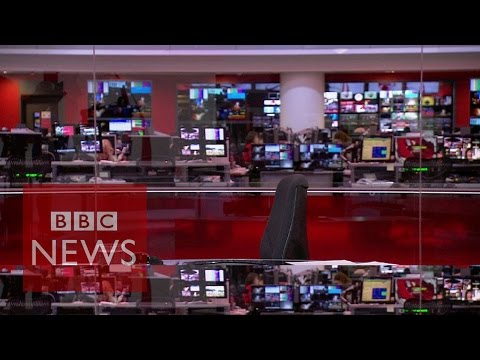 Fail Of The Day: Bbc Anchor Picks Wrong Camera
