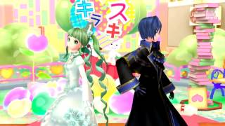 [Project DIVA F 2nd] 番凩 Pair of Wintry Winds + スキキライ Like, Dislike (Miku Kaito)