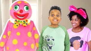 MYSTERY BUTLER vs Shiloh and Shasha - Onyx Kids