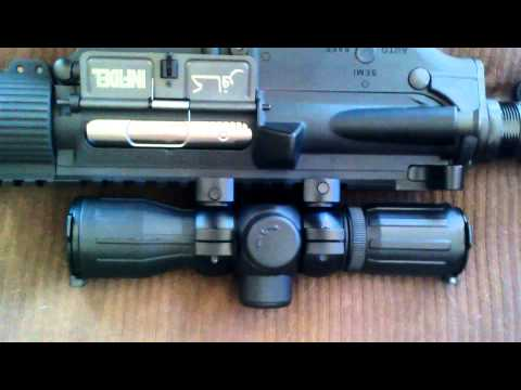 Review of the ASGI Custom TRX DMR AEG