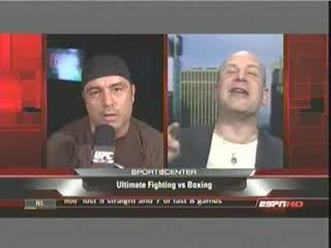 ESPN: UFC vs. BOXING