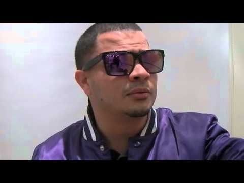 Nota con Jowell de Jowell & Randy 23/08/12