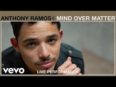 "Anthony Ramos - ""Mind Over Matter"" Live Performance | Vevo"