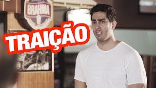 Traição - DESCONFINADOS (Cena Surpresa no Final)