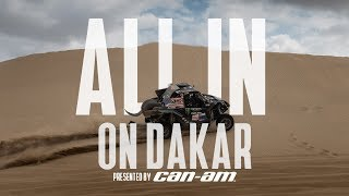 ALL IN ON DAKAR - Casey Currie's Story - EP.3 - IT'S ON!