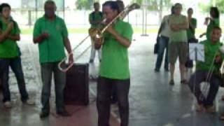 Banda Larga Elizeu Trombone Marinheiro Popye