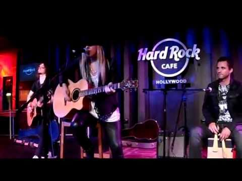 Orianthi Paranoid (New Song), Red House (Jimi Hendrix Cover)&more Live
