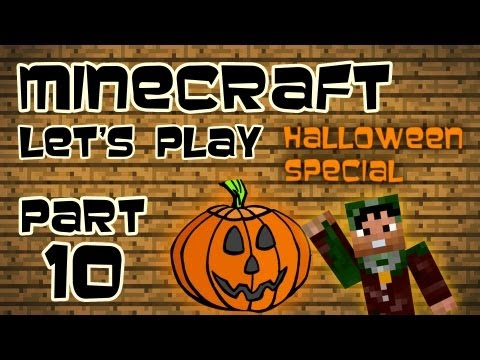 MC LetsPlayers - GoGo - Part.10 - Haloween Special !