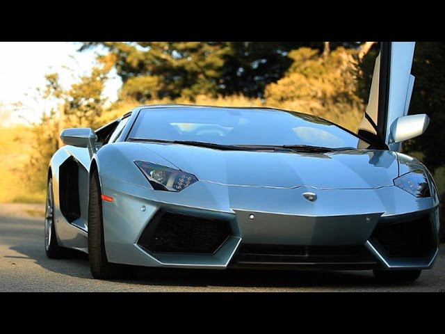 2014 Lamborghini Aventador: What more can we say? ​ (CNET On Cars​, Episode 47)