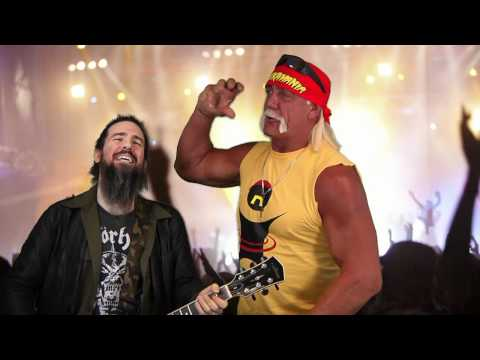 ViSalus diddy by Hulk Hogan w/ Ron @Bumblefoot Thal of Guns N' Roses | #ChallengeHulk