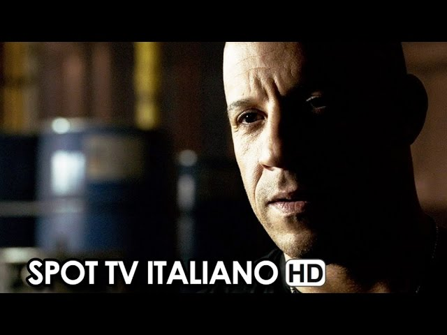 Fast & Furious 7 Spot Italiano 'Vendetta' (2015) - Vin Diesel, Paul Walker Movie HD