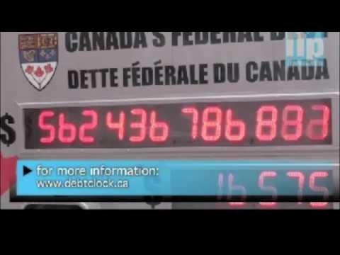 National Debt Canada: Total To Hit $600 Billion On Nov. 24, 2012