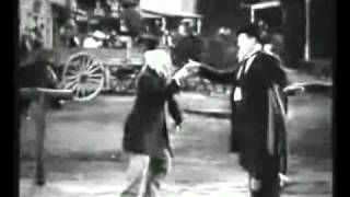 Laurel and Hardy dance to Cruel To Be Kind