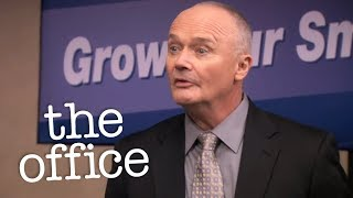Creed's Seminar  - The Office US