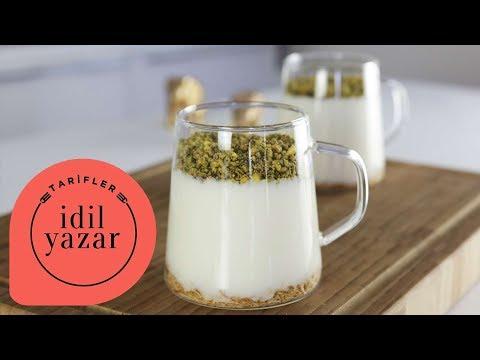 Sakızlı Muhallebi Nasıl Yapılır ? - İdil Tatari - Yemek Tarifleri