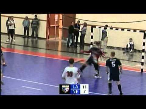 Team Handball: 2010 USA Club National Championships (Los Angeles Vs. New England)