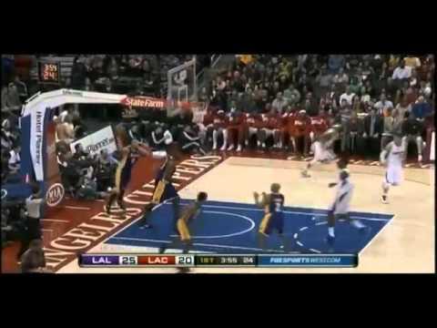 Caron Butler Highlights vs Lakers | 12-21-11