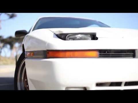 Toyota Supra MK3 Teaser