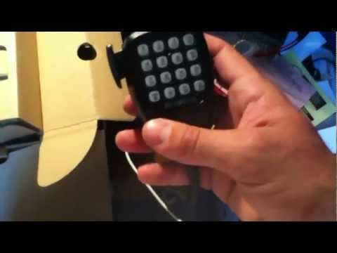 Unboxing Kenwood TM-281a Amateur Radio