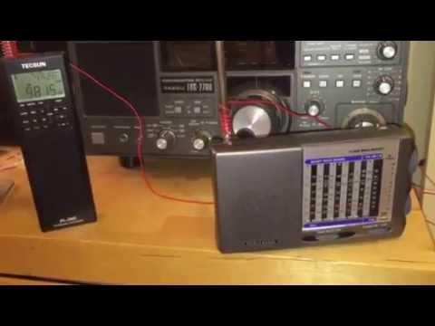 £8 World-band receiver #6: 9815 KHz Radio Farda via Sri Lanka