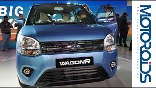 नयी 2019 बिग मारुती सुजुकी वैगनआर  | Big New Maruti Suzuki WagonR Walkaround Review In Hindi