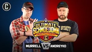 Dan Murrell VS Marc Andreyko - Singles Tournament 3rd Place Match - Movie Trivia Schmoedown