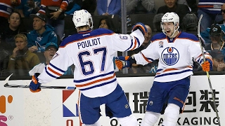 Oilers beat Sharks to win first playoff series since 2006