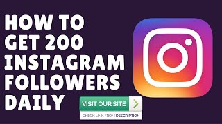 Get instagram followers free instantly - Top free instagram followers