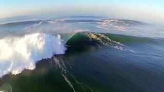 MOVIE: A WEDGE TO REMEMBER, Hurricane Marie Film Trailer- Surf Channel